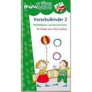 ML Mini-Lük Lük Vorschulkinder 2