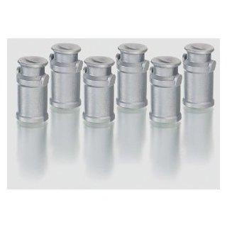 Milchkannen (6 Stück)