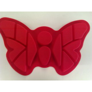 Silikon Backform Muffinform Schmetterling