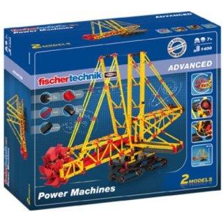Power Machines-FischerTechnik