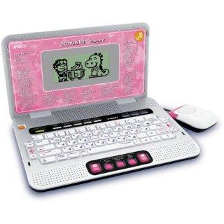 Schulstart Laptop E pink