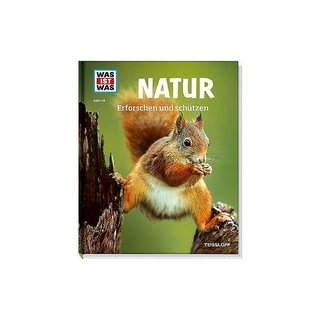 Buch Was ist was 68 Natur. Erforschen und schützen Hackbarth, Annette
