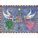 Süße Engelweihnacht: Adventskalender [Kalender]