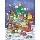 Kleine Weihnachtsmaus [Kalender]