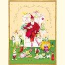 Die Englein und der Nikolaus [Kalender]