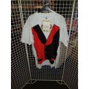 Erwachsenen-Kostüm Harlekin Clown Shirt L