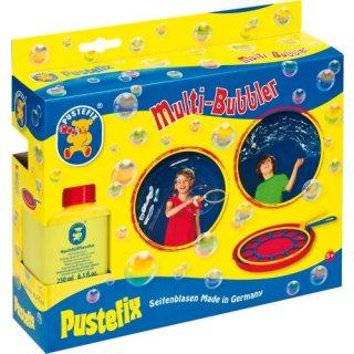 PUSTEFIX Multi-Bubbler Set 25