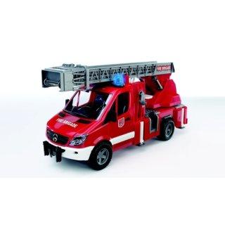MB Matchbox Sprinter Feuerwehr m. Dreh