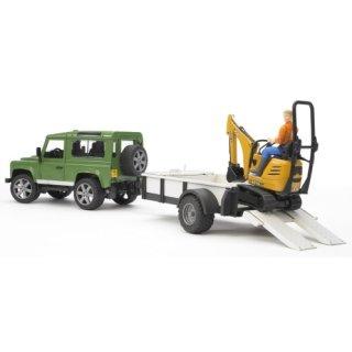 Land Rover Defender + Zubehoe